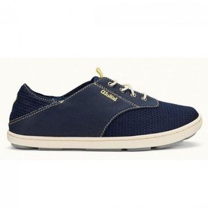 OluKai Boy's Nohea Moku Sneaker - Trench Blue